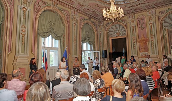 Exhibition Last Witnesses at National Museum of Contemporary History, Ljubljana, Slovenia